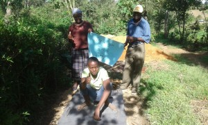 The Water Project : 20-kenya4565-finished-sanitation-platform