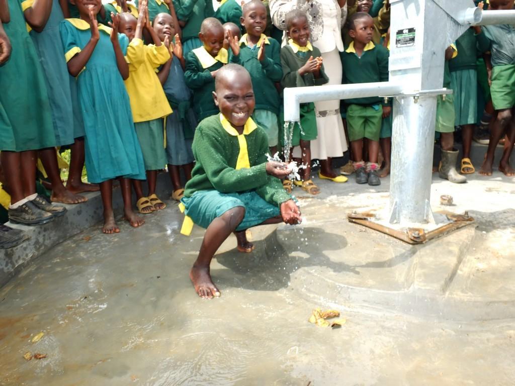 Photo of Lukala Primary School Well Rehabilitation Project