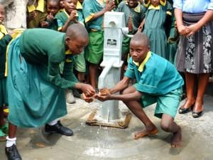 The Water Project : 35-kenya4532-handing-over