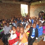 The Water Project: Deliverance Church Kakamega -