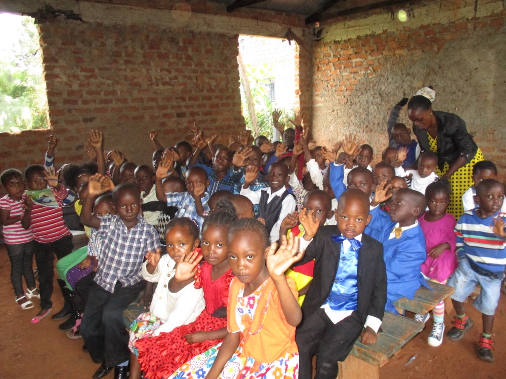 The Water Project Kenya Deliverance Church Kakamega