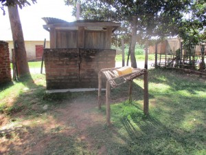 The Water Project : 4-kenya4622-school-compound