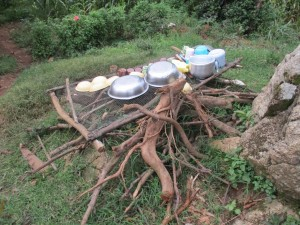 The Water Project : 5-kenya4576-dish-rack