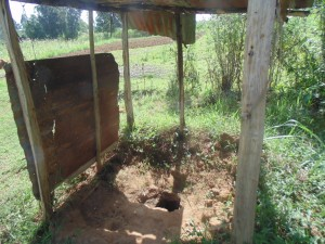 The Water Project : 7-kenya4578-latrine