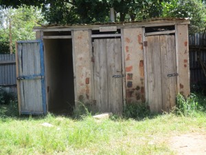 The Water Project : 8-kenya4621-latrines
