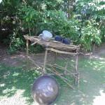 The Water Project : 9-kenya4578-dish-rack
