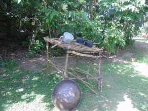 The Water Project : 9-kenya4578-dish-rack