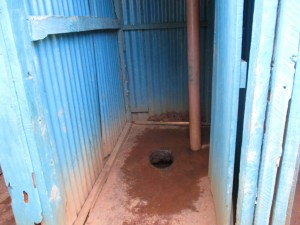 The Water Project : 9-kenya4620-latrine