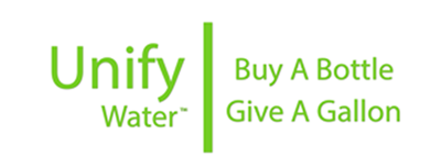 Unify Water - The Water Project Brand Sponsor