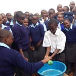 The Water Project: Kavumbu Secondary School -