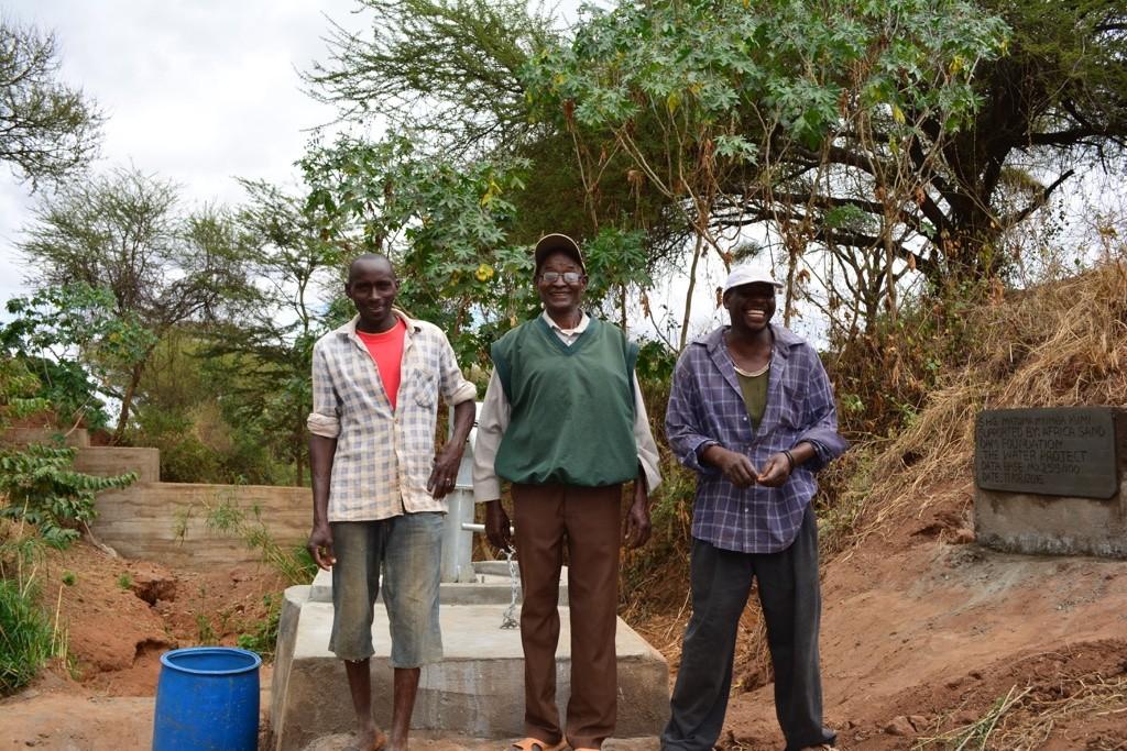 Photo of Matoma Nyumba Kumi New Well Project