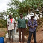 The Water Project : 10-kenya4484-finished-hand-dug-well