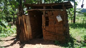 The Water Project : 10-kenya4581-latrine