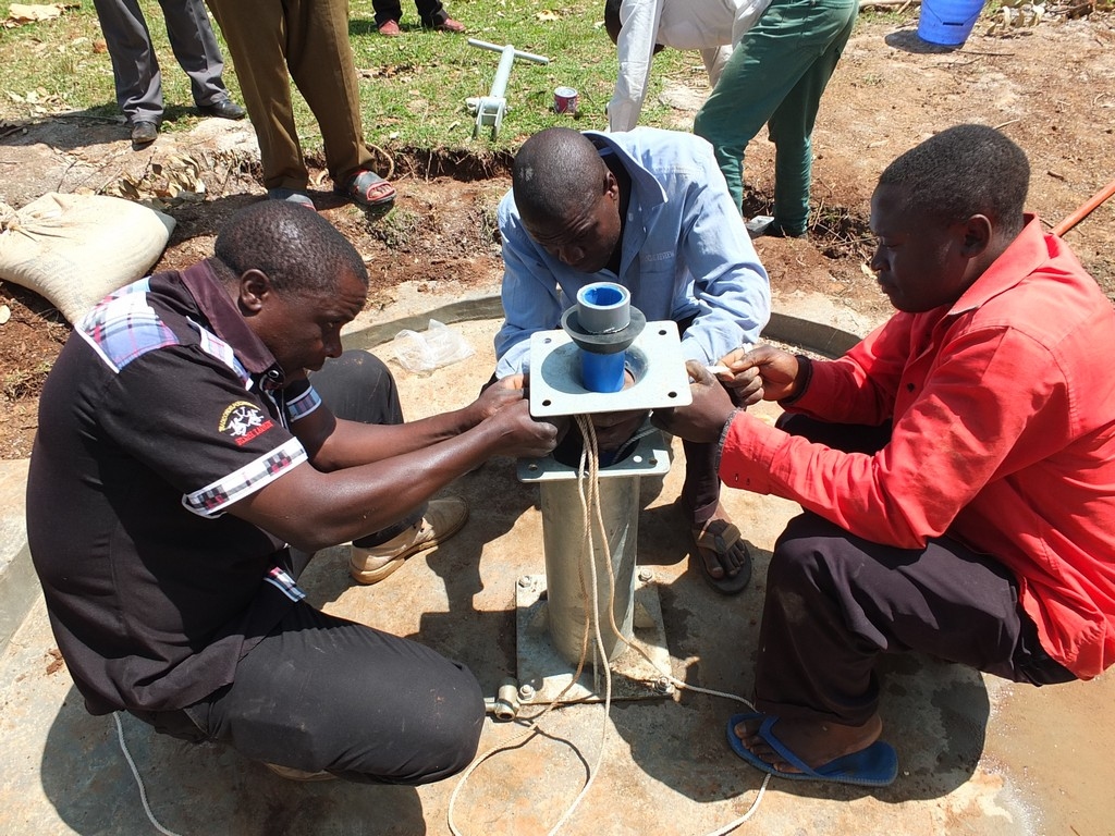 14 kenya4369 pump installation