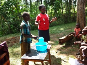 The Water Project : 14-kenya4535-training