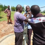 The Water Project : 17-kenya4369-pump-installation