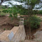The Water Project : 17-kenya4463-finished-sand-dam