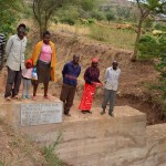 The Water Project : 18-kenya4463-finished-sand-dam