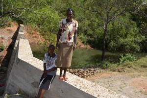 The Water Project : 19-kenya4466-finished-sand-dam
