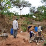 The Water Project : 2-kenya4484-construction