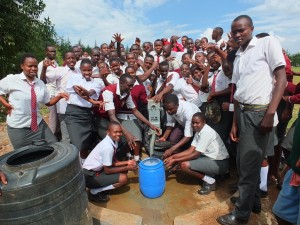 The Water Project : 20-kenya4369-celebration