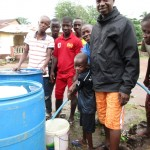 The Water Project : 24-sierraleone5089-test-pumping