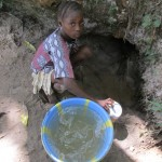 The Water Project : 3-sierraleone5082-fetching-water