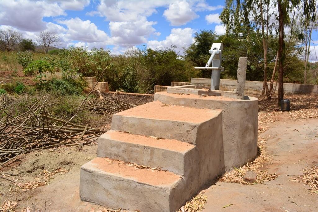 Photo of Wikwatyo wa Mutula New Well Project