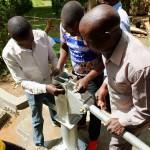 The Water Project : 31-kenya4535-pump-installation