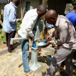 The Water Project: Lurambi Community Well Rehabilitation Project -
