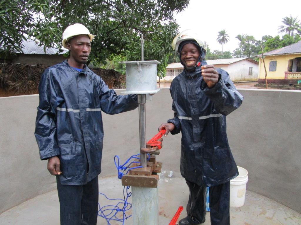 34 sierraleone5089 pump installation
