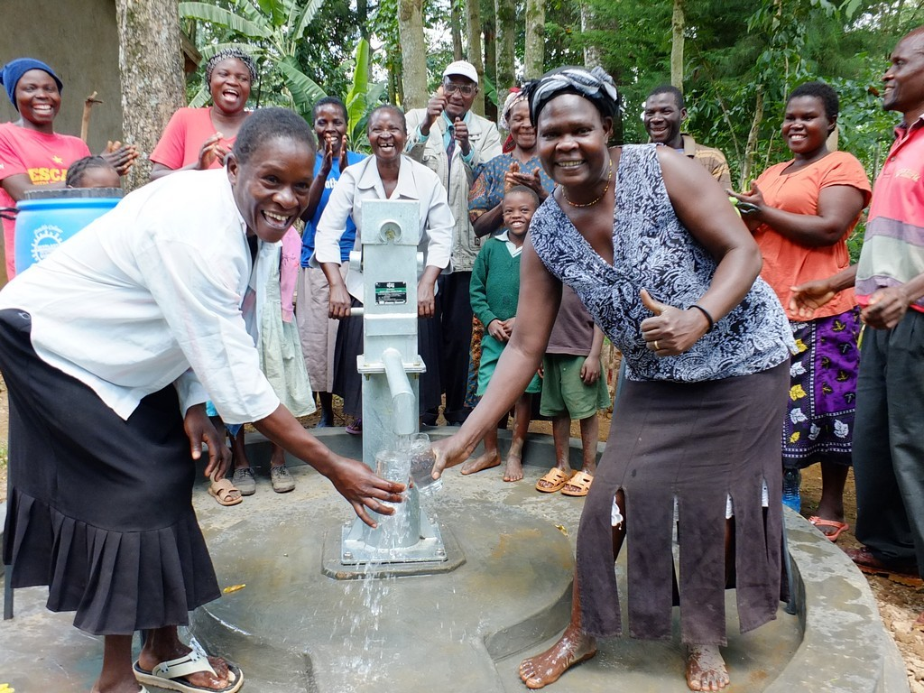 Photo of Lurambi Community Well Rehabilitation Project