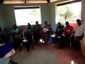 The Water Project : 4-kenya4463-training