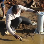 The Water Project : 5-kenya4369-construction