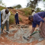 The Water Project : 5-kenya4484-construction