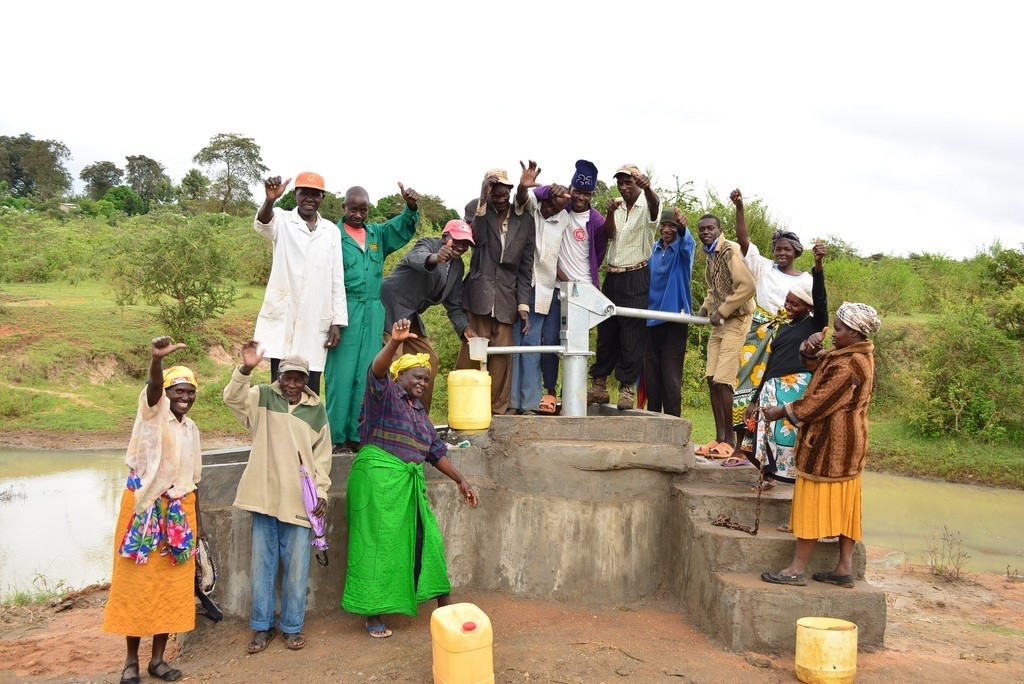 Photo of Itatini New Well Project