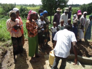 The Water Project : 5-kenya4573-training