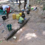 The Water Project : 5-sierraleone5082-fetching-water