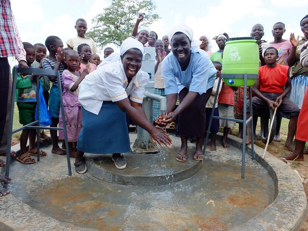 Photo of Lurambi Church of Light Well Rehabilitation Project