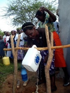 The Water Project : 8-kenya4465-training