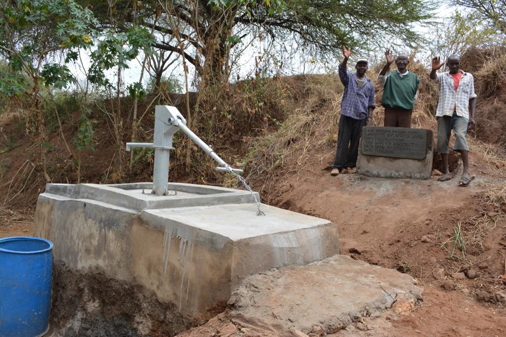 8 kenya4484 finished hand-dug well