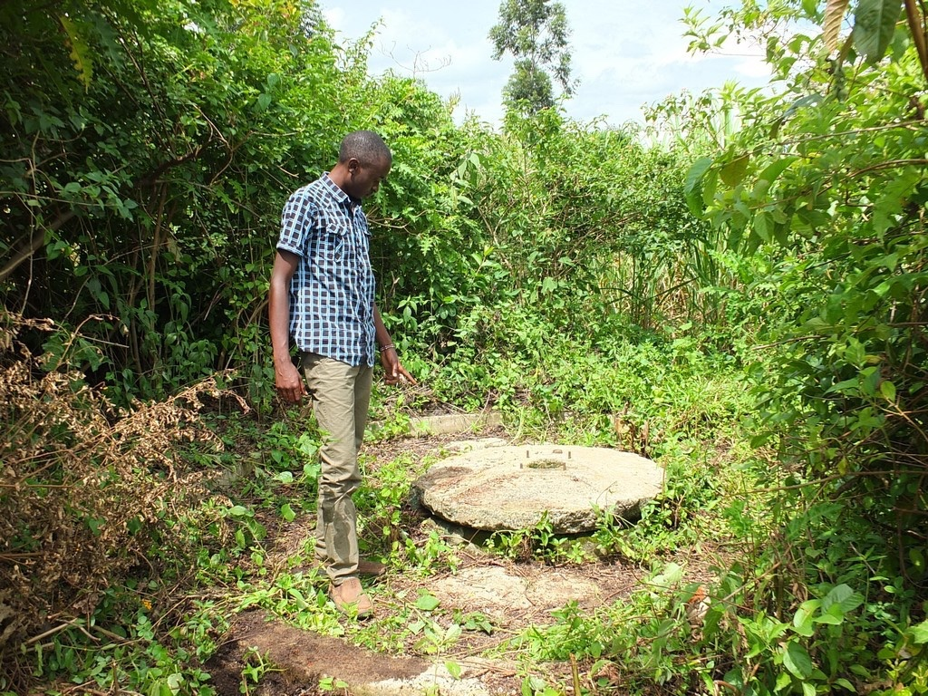 The Water Project : 8-kenya4537-well-for-rehabilitation