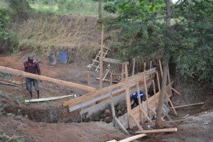 The Water Project : 9-kenya4463-construction