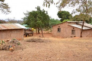 The Water Project : 1-kenya4470-household