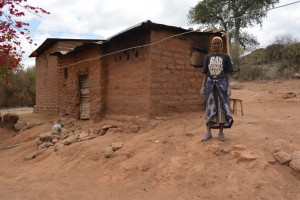The Water Project : 1-kenya4473-priscahs-home