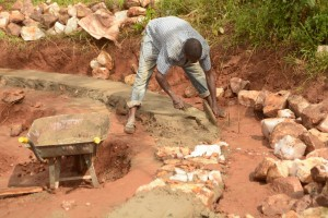The Water Project : 10-kenya4502-construction