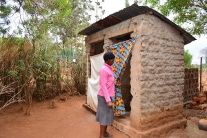 The Water Project : 11-kenya4469-latrine