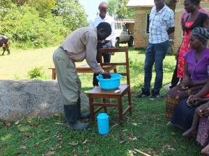 The Water Project : 12-kenya4537-training