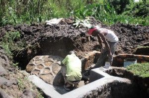 The Water Project : 12-kenya4578-construction
