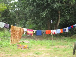 The Water Project : 13-sierraleone5093-clothesline